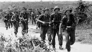Australian soldiers in Vietnam
