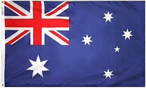 Aust'n flag